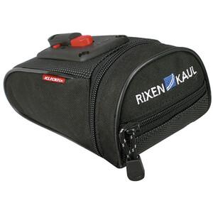 KlickFix Micro 80 Satteltasche schwarz schwarz