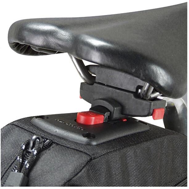 KlickFix Micro SL Plus Satteltasche schwarz