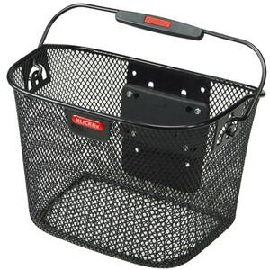 KlickFix Mini Basket tät svart svart
