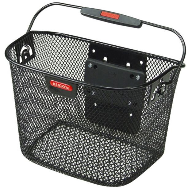 KlickFix Mini Basket tät svart