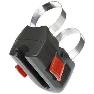 KlickFix Rahmenadapter für Bügelschloss schwarz schwarz