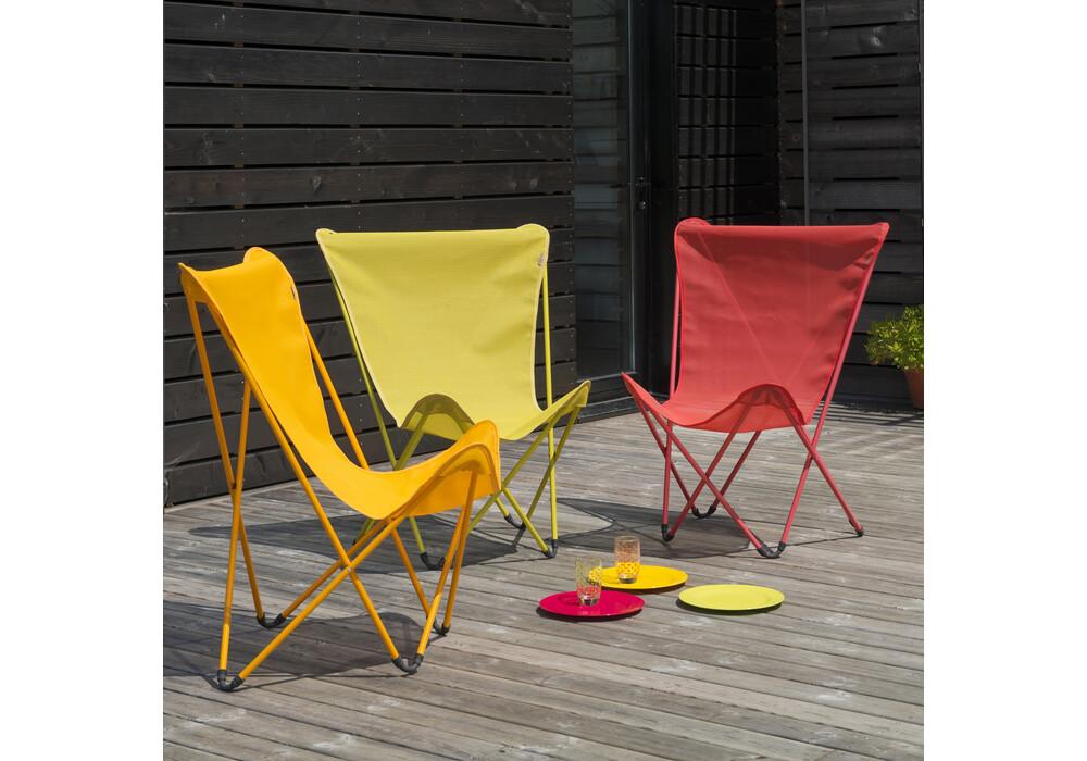 lafuma mobilier maxi pop up klappstuhl airlon gres. Black Bedroom Furniture Sets. Home Design Ideas