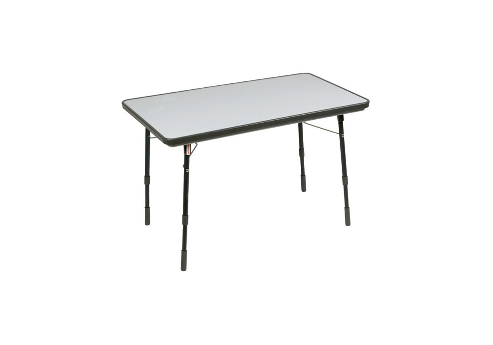 Lafuma arizona table pliante noir gris sur - Table de camping pliante ikea ...