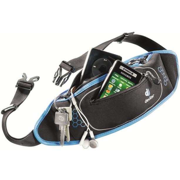 Deuter Neo Belt II Hüfttasche black-coolblue