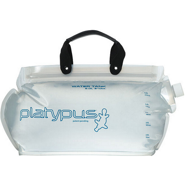 Platypus Platy Wassertank 4l