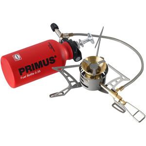 Primus OmniLite Ti Kocher mit Brennstoffflasche und Beutel