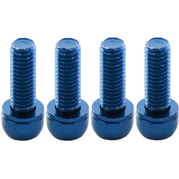 Reverse Scheibenbremsen-Schrauben Set blau