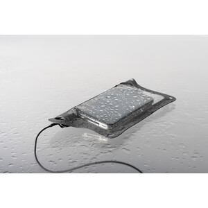 Sea to Summit TPU Audio Waterproof Case for Smartphone black black