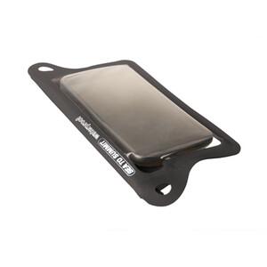 Sea to Summit TPU Guide Waterproof Hülle für Smartphones schwarz/transparent schwarz/transparent
