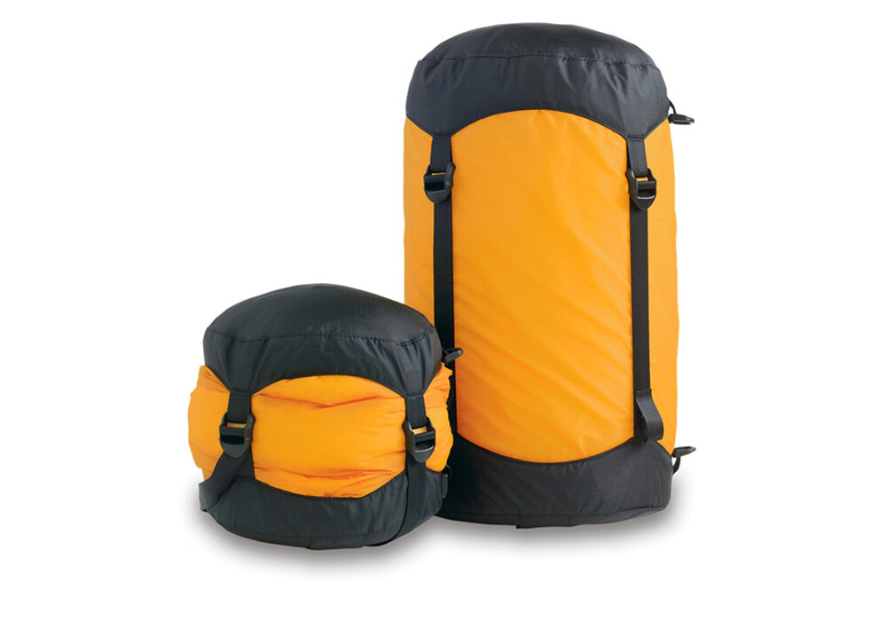sea to summit ultra sil sac de compression l jaune sur. Black Bedroom Furniture Sets. Home Design Ideas