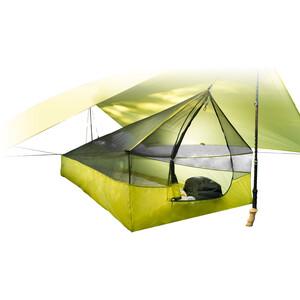 Sea to Summit Escapist Ultra-Mesh Bug Tent, geel/zwart geel/zwart
