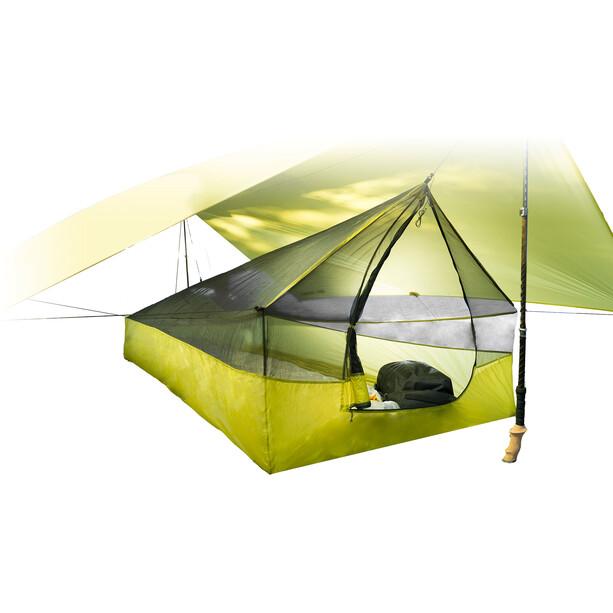 Sea to Summit Escapist Ultra-Mesh Bug Teltta, keltainen/musta