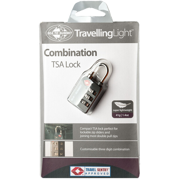 Sea to Summit Combination TSA Lock