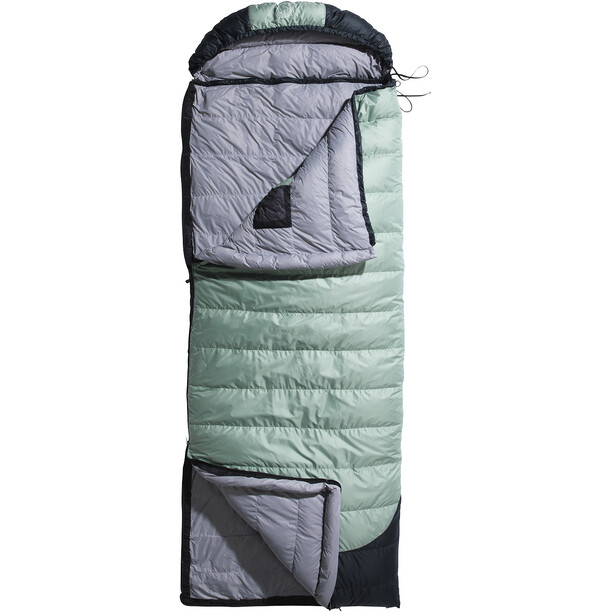 Nordisk Selma 0° Schlafsack M mineral green/black