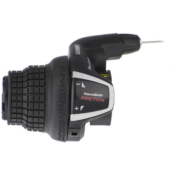 Shimano Tourney SL-RS35 Schalthebel Drehgriffschalter 3-fach Links schwarz