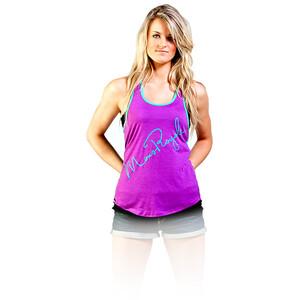Mons Royale Skinny Racer Women, violet/vert violet/vert