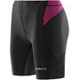 Skins TRI400 Tri Shorts Women black/orchid
