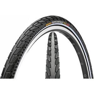 "Continental Top Contact II Folding Tyre 28"" Vectra Breaker Reflex"