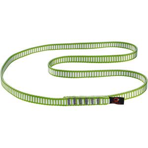 Mammut Tubular Schlinge 16.0 80cm grün/weiß grün/weiß