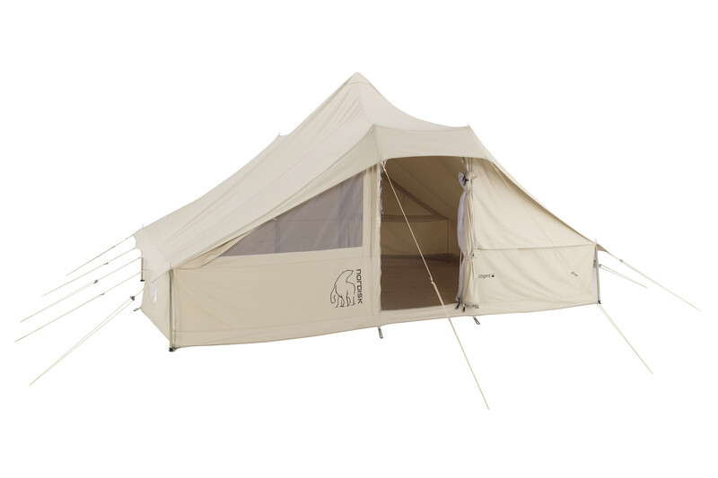 Utgard 13.2 m² Tent Technical Cotton natural 2019 5-8 Personen Zelte