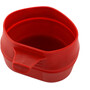 Wildo Camp-a-box Geschirrset Basic red
