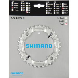 Shimano Alivio FC-M430 Kettenblatt silber silber