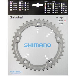 Shimano 105 FC-5700 Kettenblatt silver silver