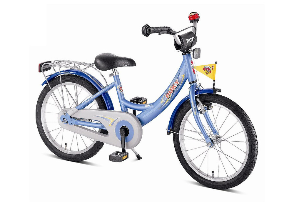 puky zl 16 1 kinderfahrrad 16 alu fu ball blau online. Black Bedroom Furniture Sets. Home Design Ideas