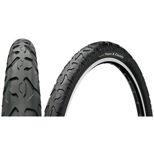 """Continental Town & Country Clincher Tyre 1.90"""""""