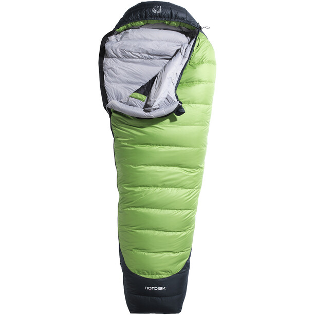 Nordisk Celsius -10° Schlafsack M peridot green/black