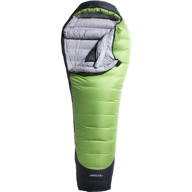Nordisk Celsius -18° Schlafsack XL peridot green/black
