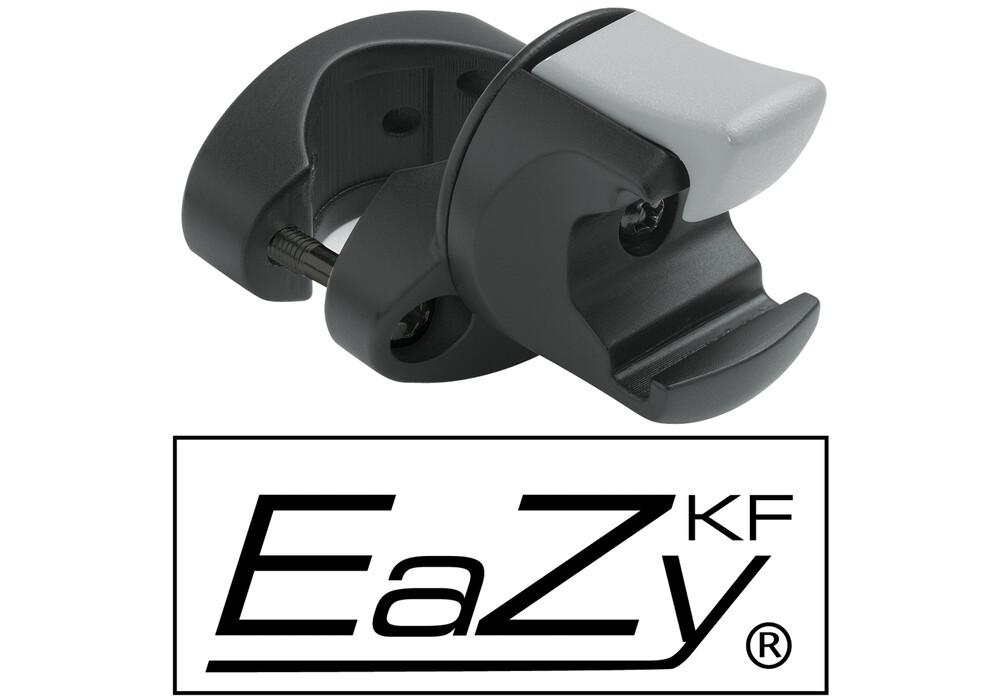 abus granit plus 470 slot 230mm eazykf zwart i voordelig kopen bij bikester. Black Bedroom Furniture Sets. Home Design Ideas