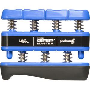 Gripmaster Light Exerciseur de doigts, bleu bleu