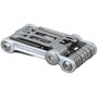 Topeak Mini 20 Pro Outil multifonction, argent