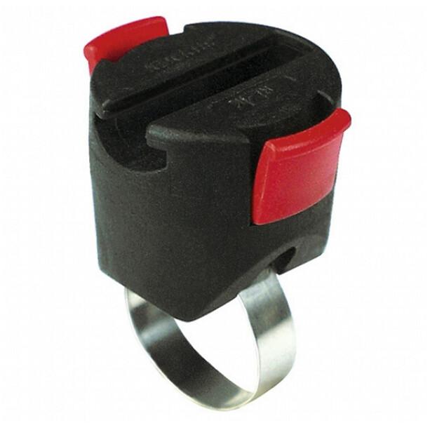 KlickFix Mini adaptateur pour câbles antivol, noir