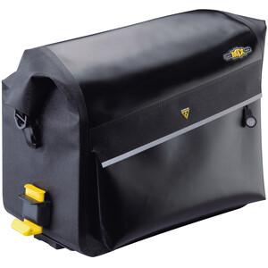Topeak MTX Trunk DryBag Gepäckträgertasche schwarz schwarz