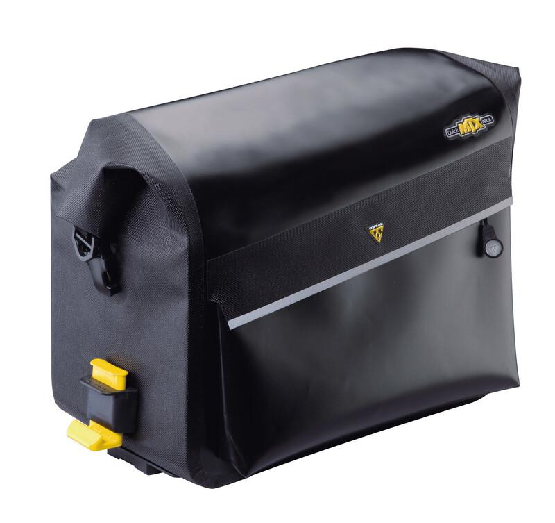 Topeak MTX Trunk DryBag Gepäckträgertasche schwarz Gepäckträgertaschen  15002031