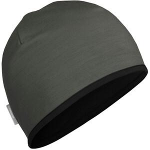 Icebreaker Pocket Gorra, negro/Oliva negro/Oliva