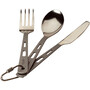Nordisk Titan Cutlery 3 Pieces