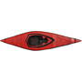 nortik scubi 1 Kayak Complete Set red/black