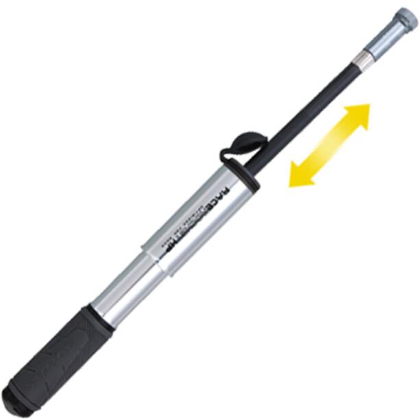 Topeak Race Rocket HP Pump silver