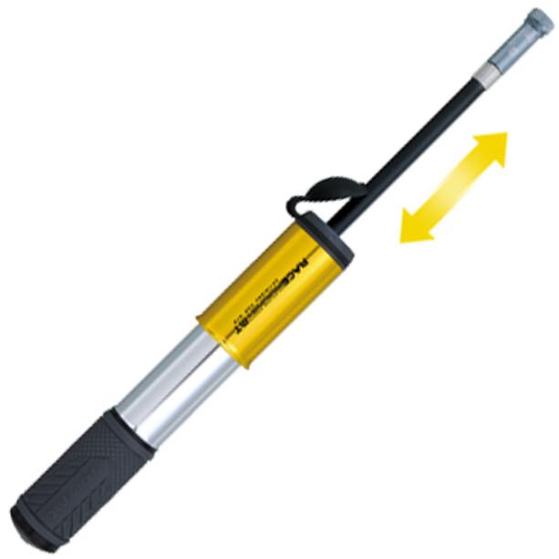 Topeak Race Rocket MT Pumpe gold