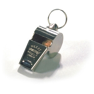 Basic Nature Whistle Brass