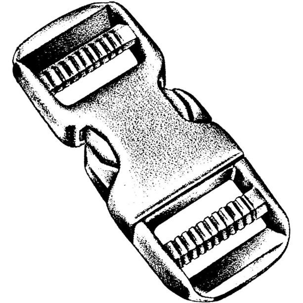 National Molding Steckschließe Dual 50mm 1 Stück