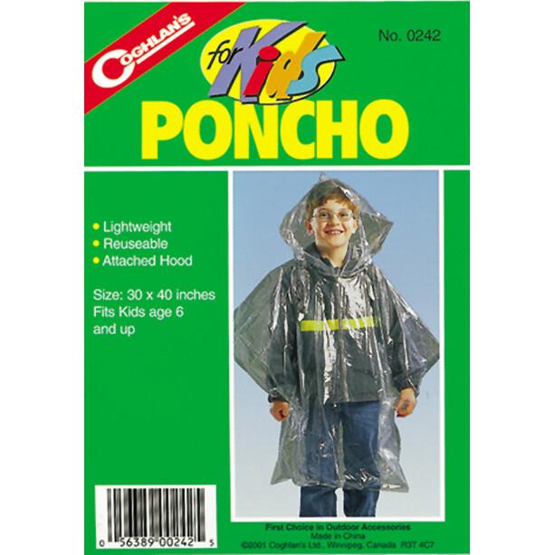 Coghlans Notfall-Poncho Kinder