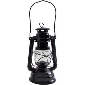 Feuerhand 276 Linterna de Huracán, negro/gris negro/gris