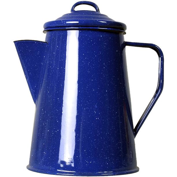 GSI Kaffeekanne für 6 Tassen 1,4l blue