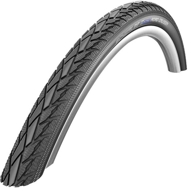 """SCHWALBE Road Cruiser Tyre Active 22"""" K-Guard Wire black/reflex"""