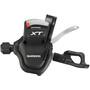 Shimano Deore XT SL-M780PA Schalthebel Set schwarz