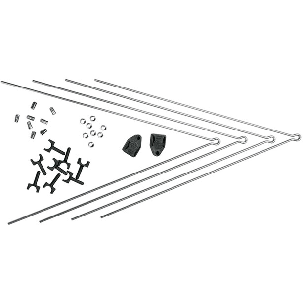 SKS Secu Strebensatz Chromoplastics 3.4, sølv